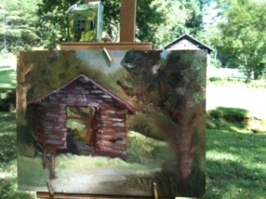 Plein Air Paint Out