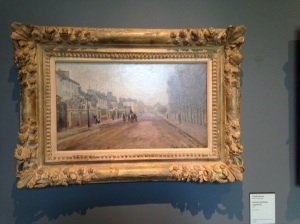 "Claude Monet ""Boulevard Heloise"""