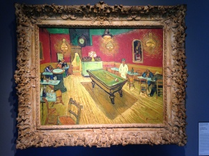 "Vincent Van Gogh ""The Night Cafe"""