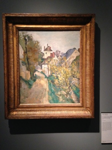 "Paul Cezanne ""The Home of Dr. Gachet"""