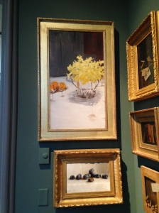 """John Singer Sargent """"Still Life with Daffodils"""""""