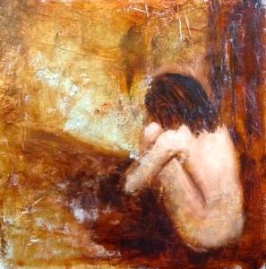 Alone Oil 12x12